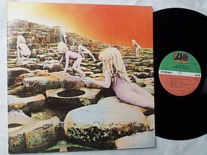 Led Zeppelin LP-Houses of the holy- - Atlantic SD 19130 album-gatefold cover-mint vinyl