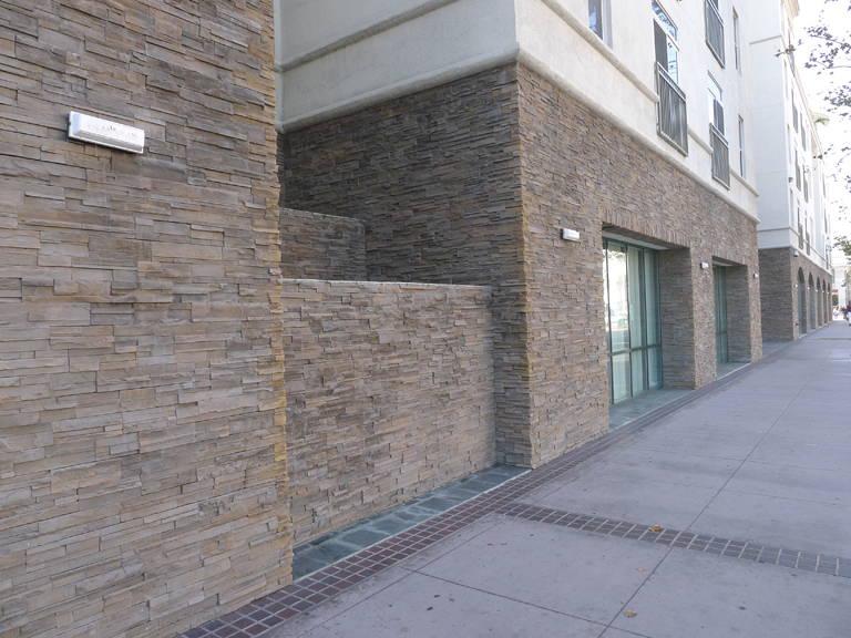 Graffiti Coating Feature Wall - Graffiti Removal