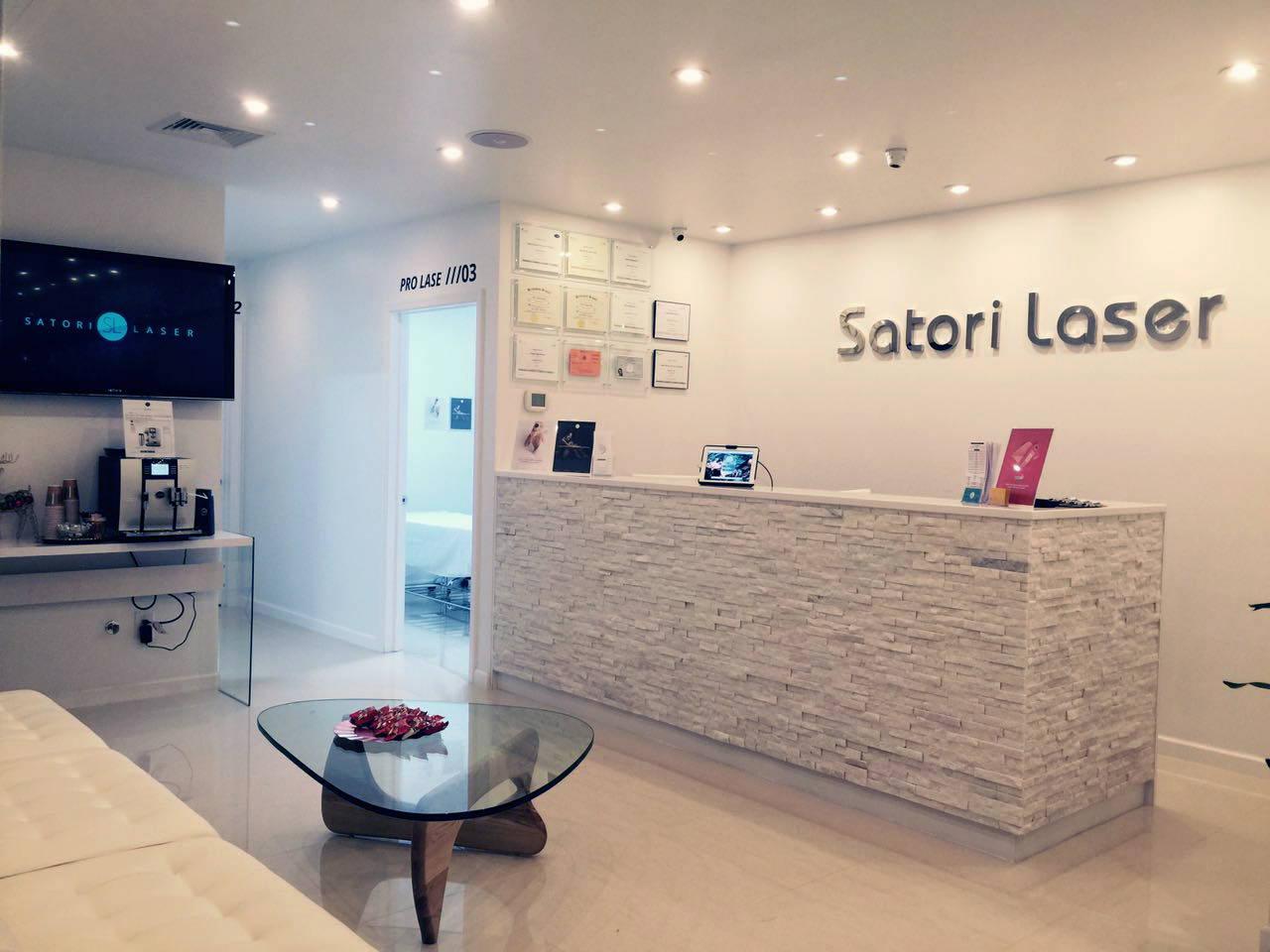 Satori Laser Hair Removal 42th St