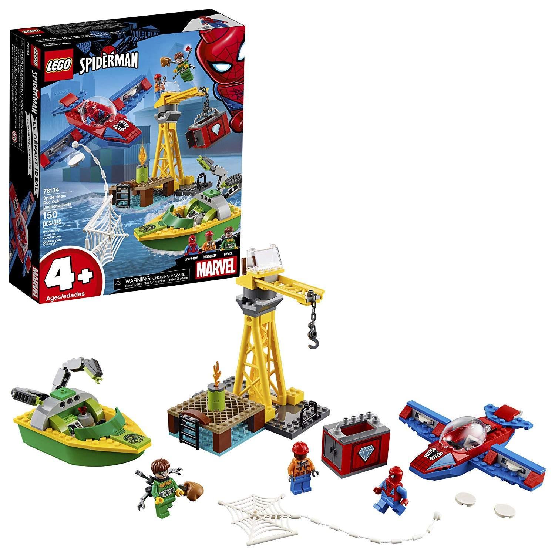 LEGO SPIDER-MAN: DOC OCK DIAMOND HEIST