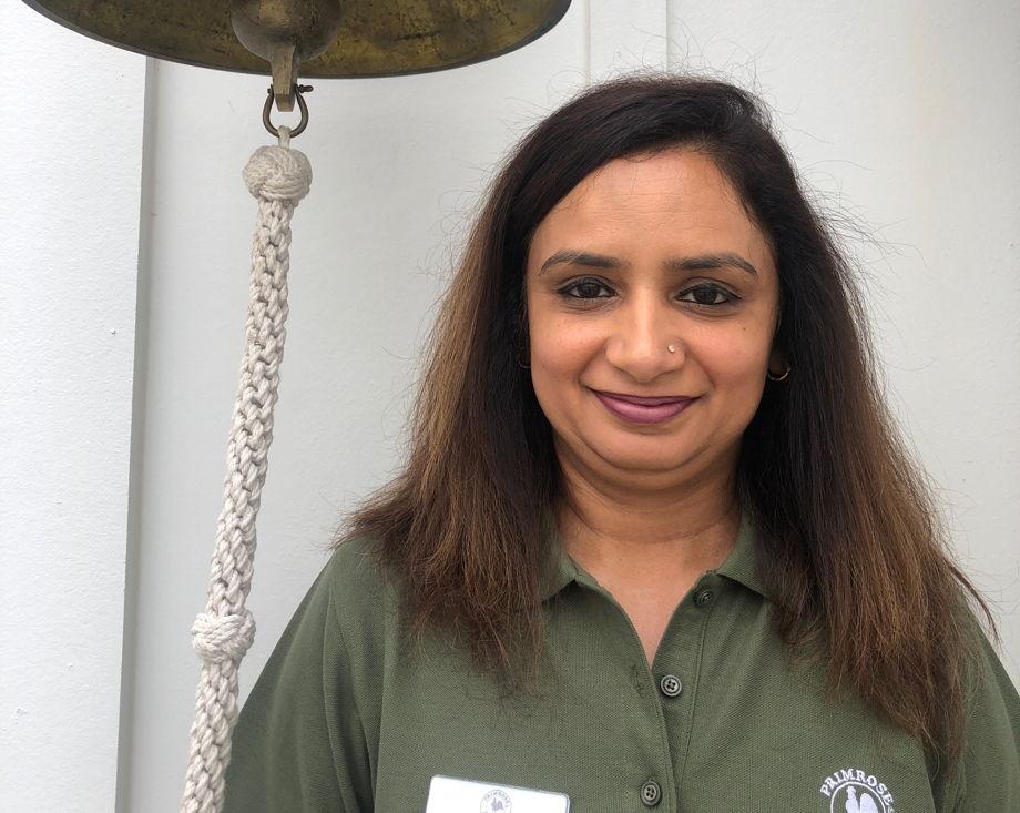 Salima Ali , Teacher