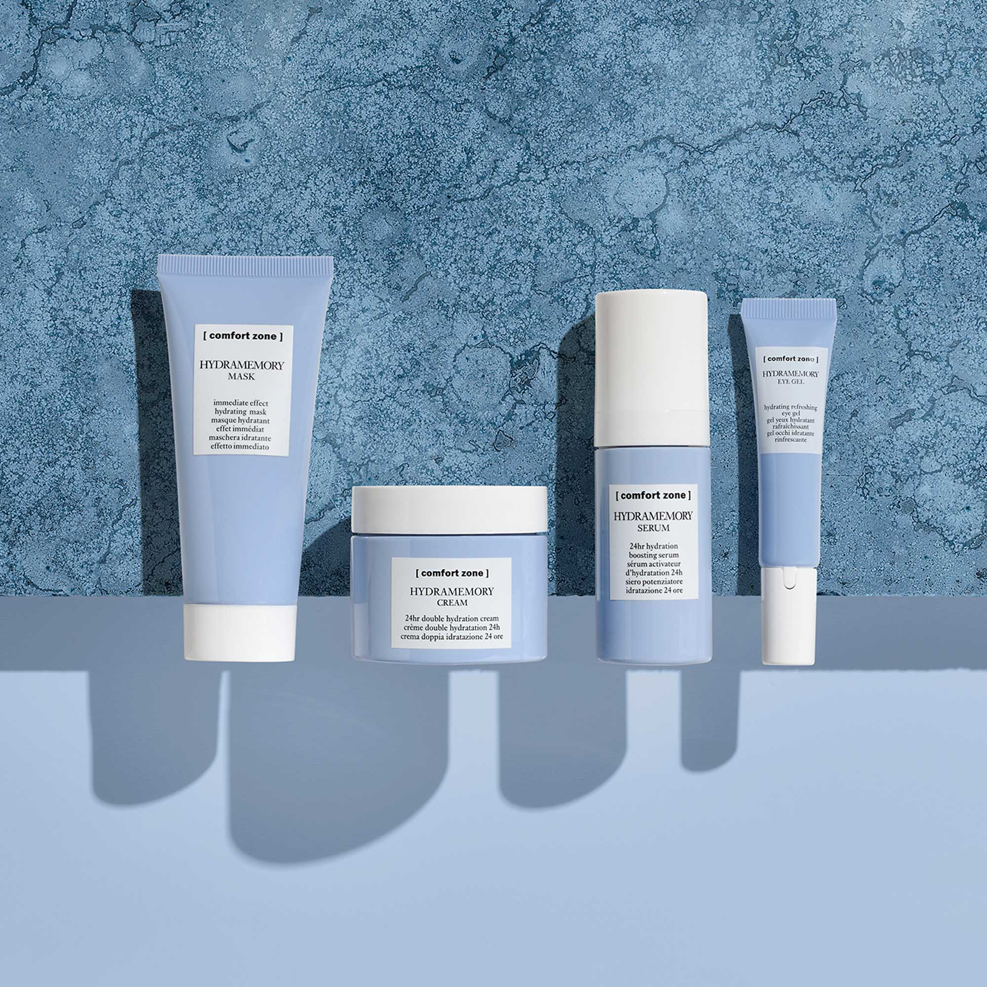 comfort zone sublime skin hydramemory