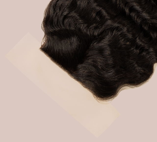 Deep Wave Natural Black Closures Mayvenn