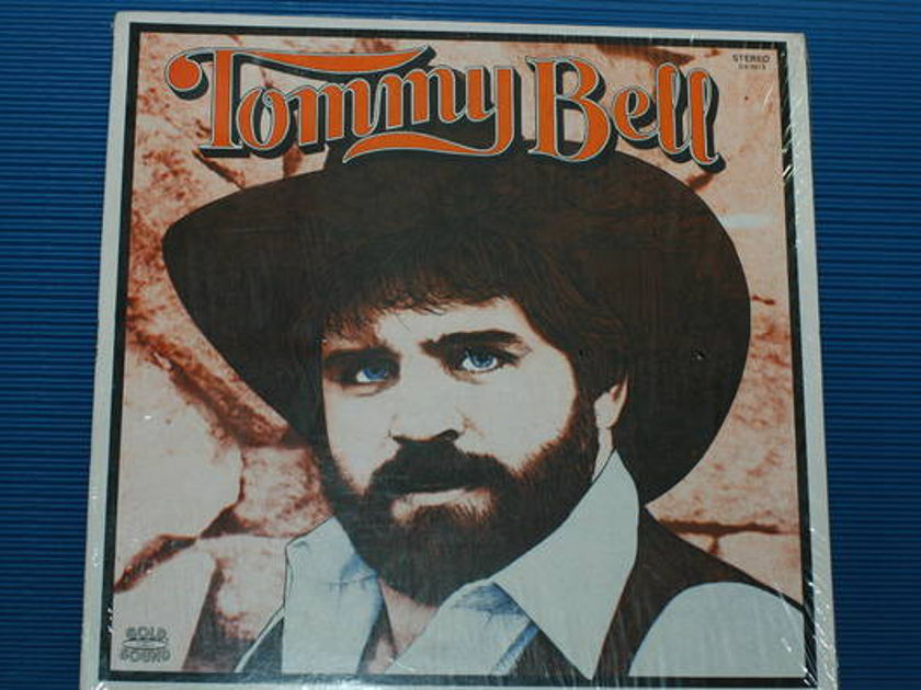 "TOMMY BELL -  - ""Tommy Bell"" - Ggold Sound 1982 Sealed"