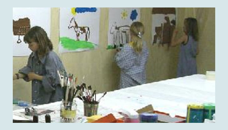 kunstschule langel kinder malen