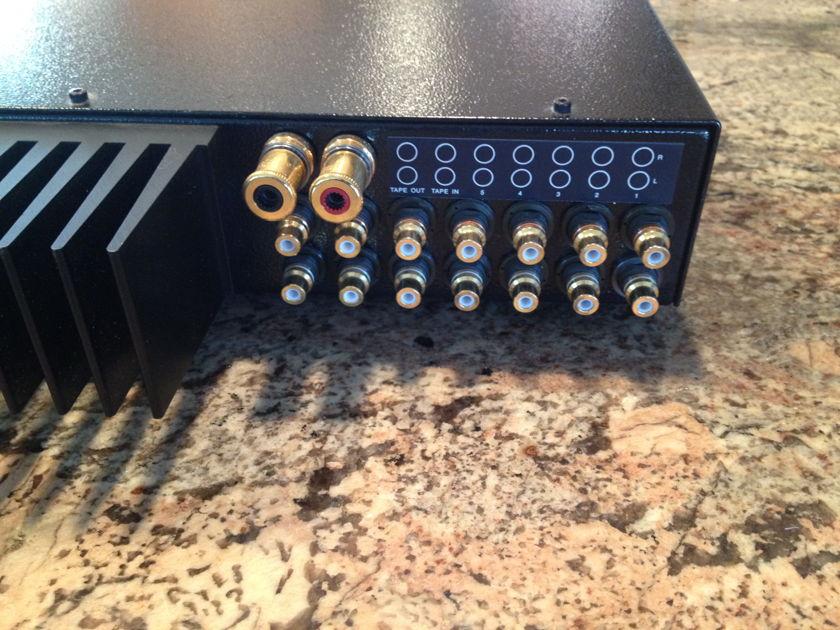 Goldmund SR12 Integrated amp Reference Audio Mods
