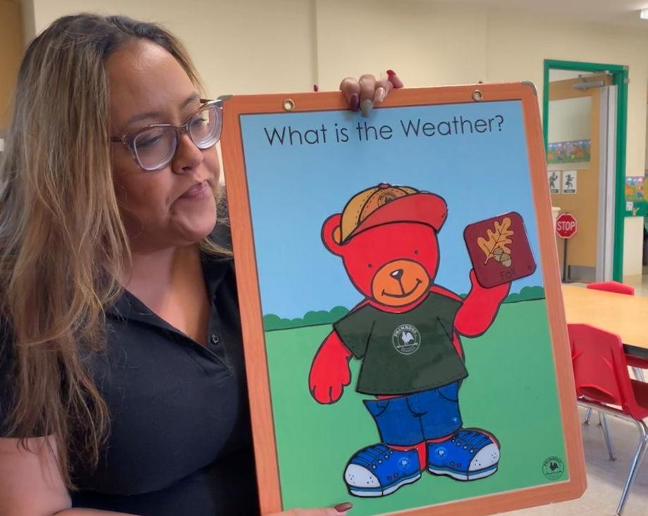 Ms. Brenda - 2 Years of Service , Preschool Pathways Lead Teacher