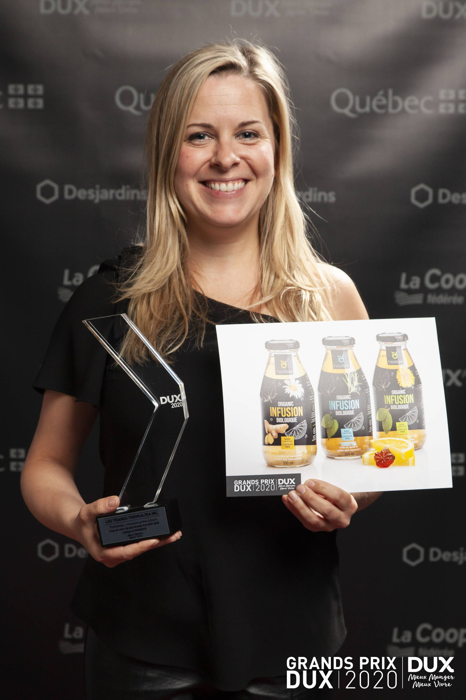 Gagnant grand prix Dux Healtea
