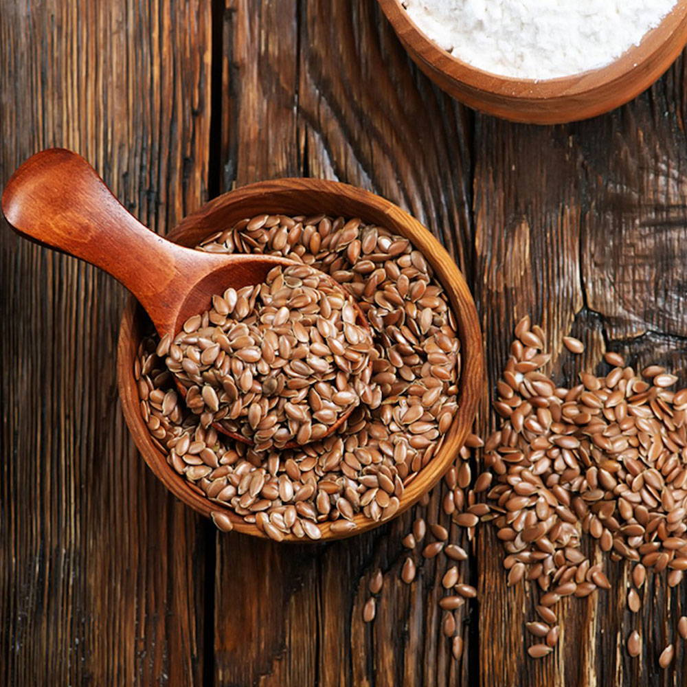 Flaxseeds - Foods That Contain Phytoestrogens