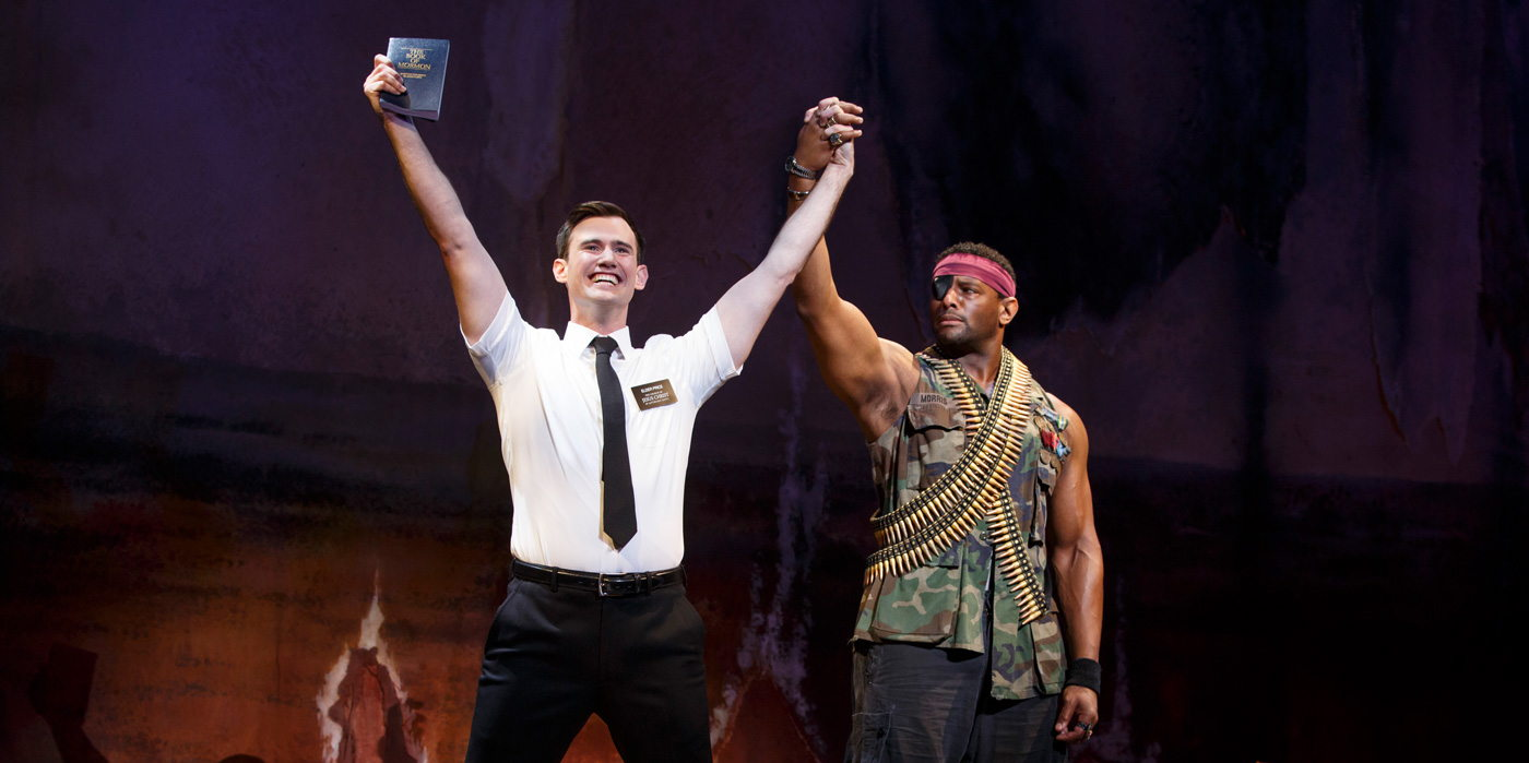 Shubert theatre the book of mormon - The book of mormon box office ...