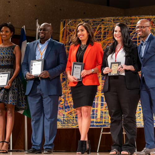 Picture of Experience the #1 gathering of young professional African leaders, entrepreneurs, and people who cherish Africa.