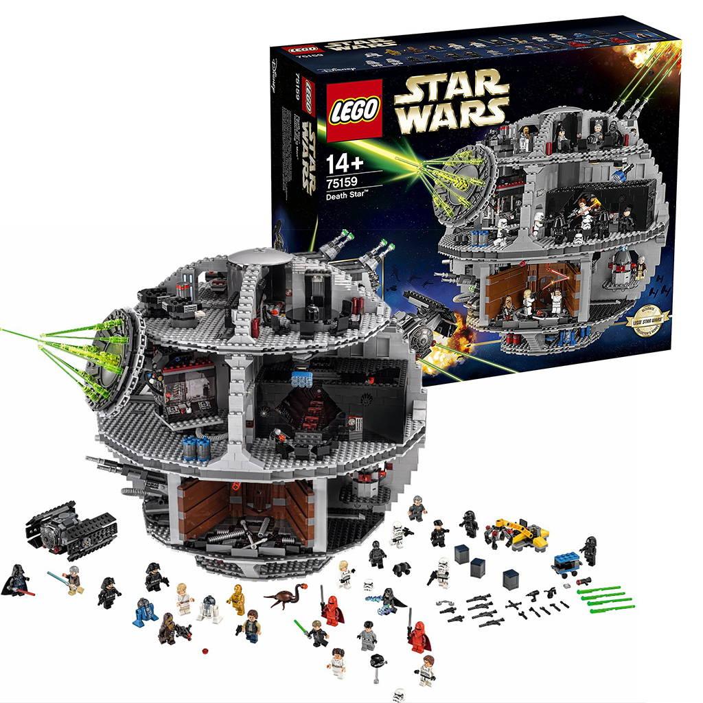 LEGO DEATH STAR  75159