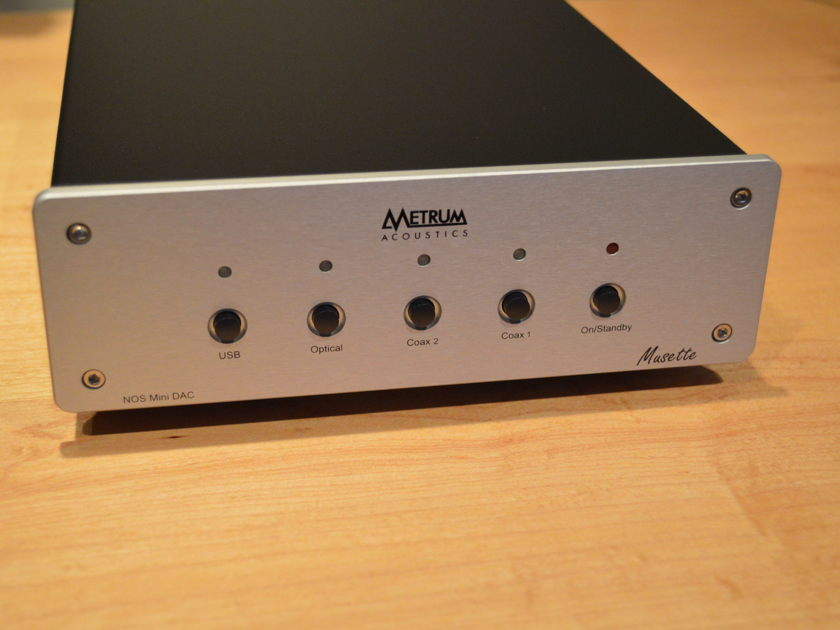 Metrum Acoustics Musette NOS R2R DAC
