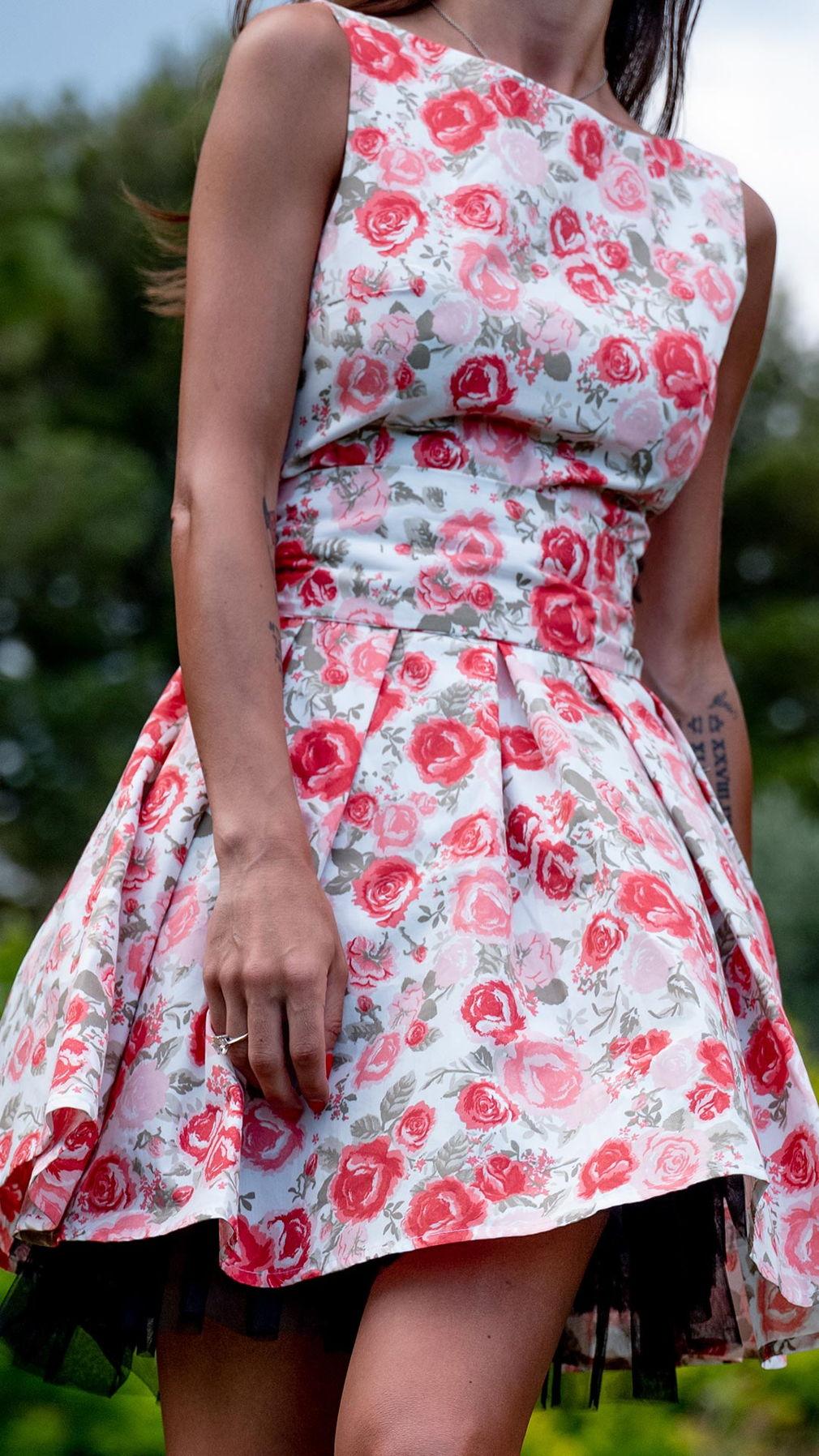 Платье Корсика