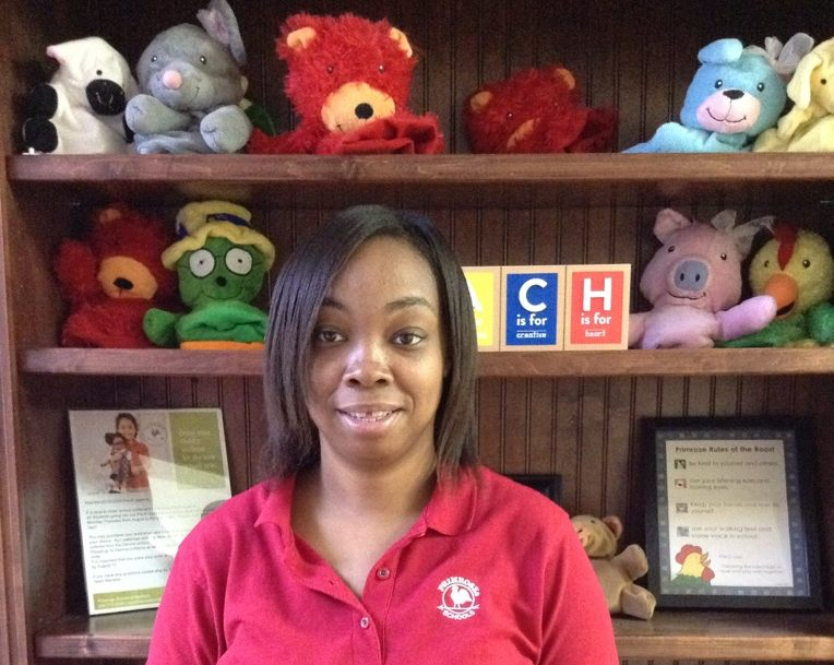 Ms. Alexandria Clark , Support Staff Member - Preschool
