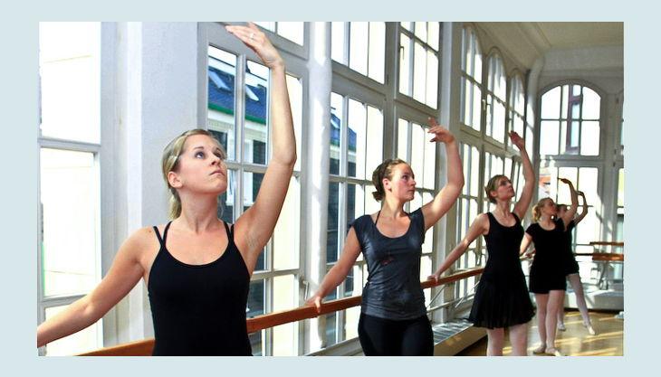 tanzetage ballett tanzen