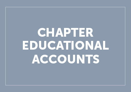 Chapter Educational Accounts