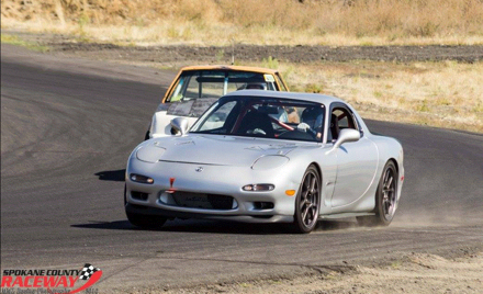 Open Road Course and SCR Time Attack