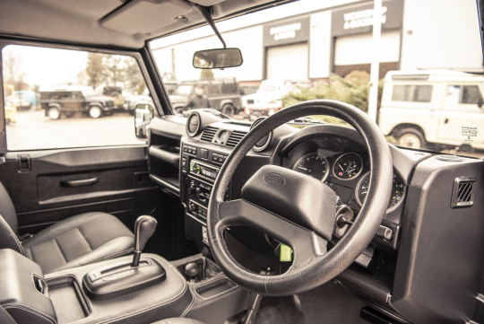 XS LEATHER STEERING WHEEL's featured image