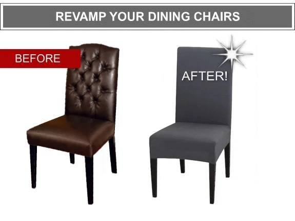 recliner chair covers, office chair covers, dining chair slipcovers, spandex chair covers