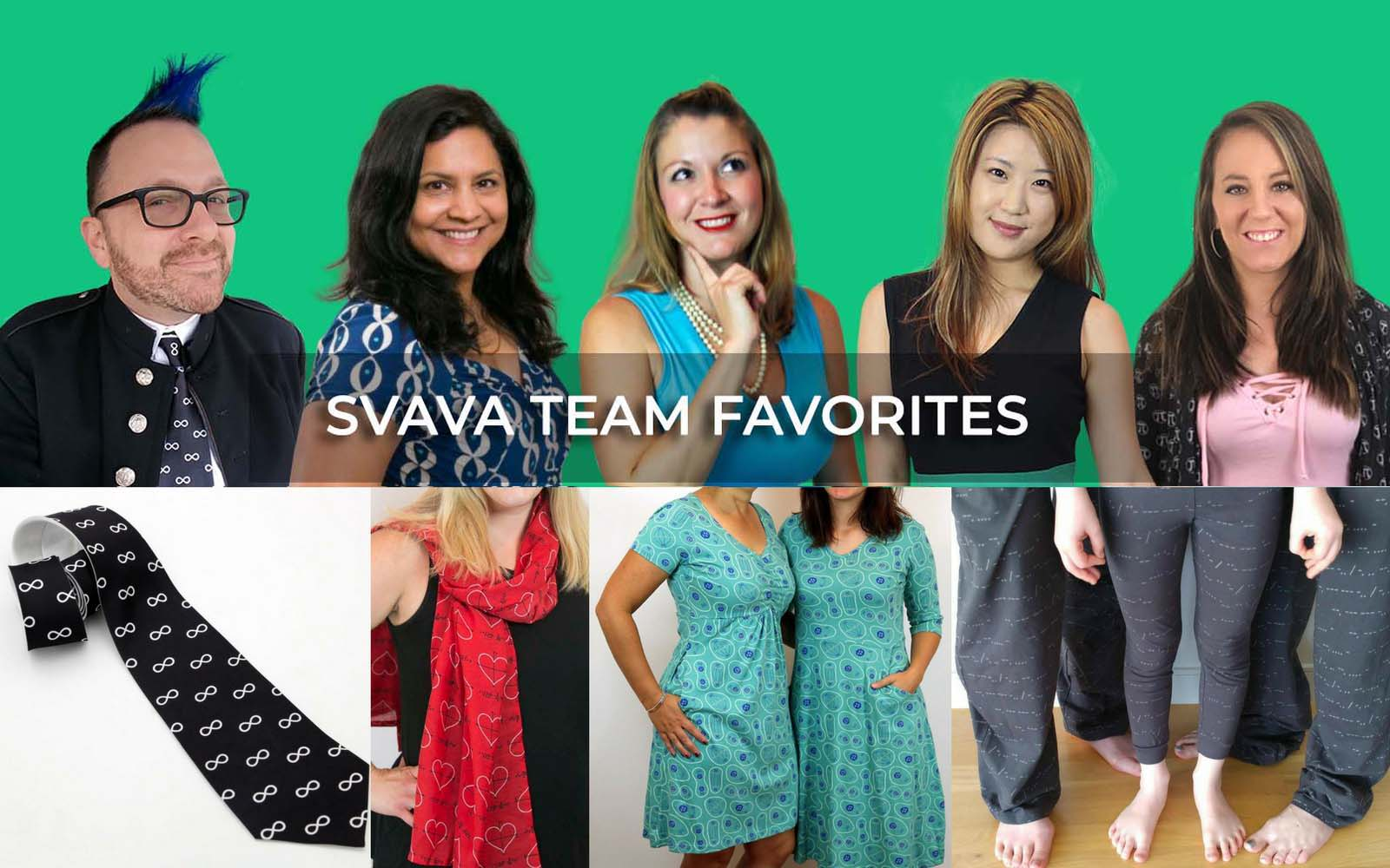 svaha team favorites