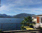 Ascona - A rare opportunity - living on the lakeshore!