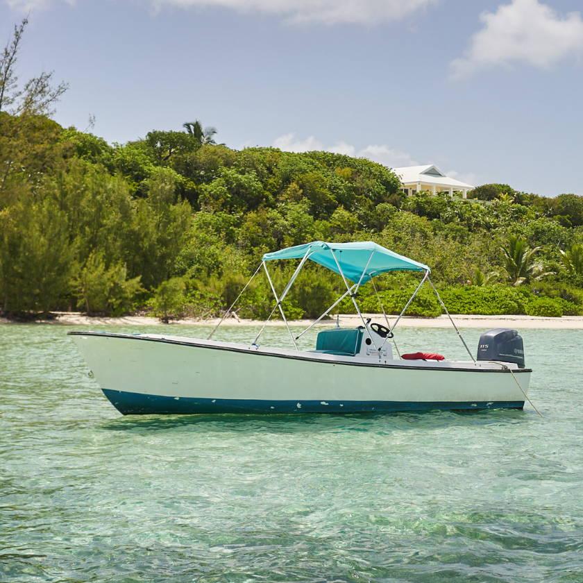 Luxury Harbour Island Golf Cart Rental