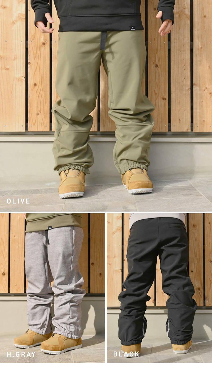 OLIVE / H.GRAY / BLACK