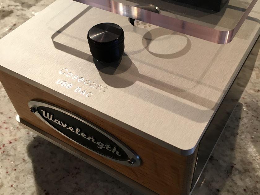 Wavelength Audio Cosecant HS USB DAC Numerator Version w/ Volume Control!