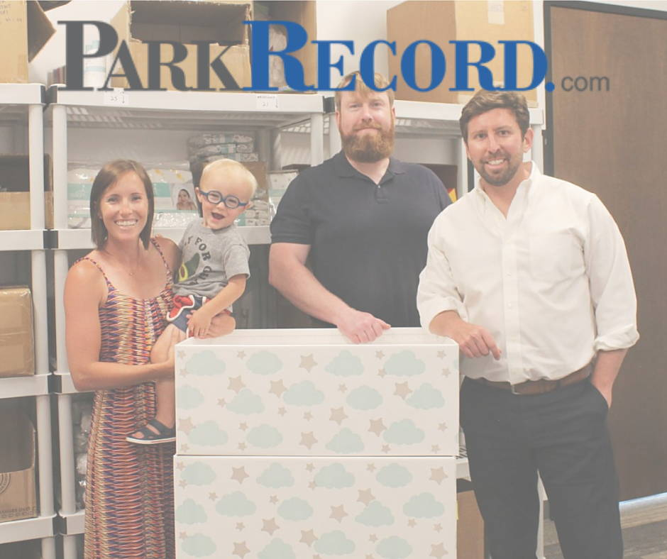 Finnbin baby boxes bring Finnish tradition to Park City