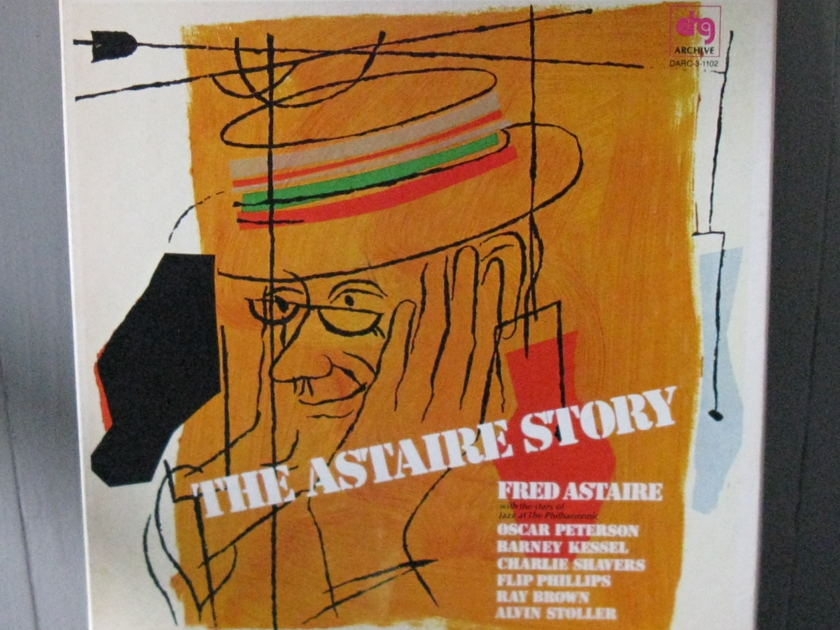 Fred Astaire - - The Astaire Story DRG archive DARC 1102