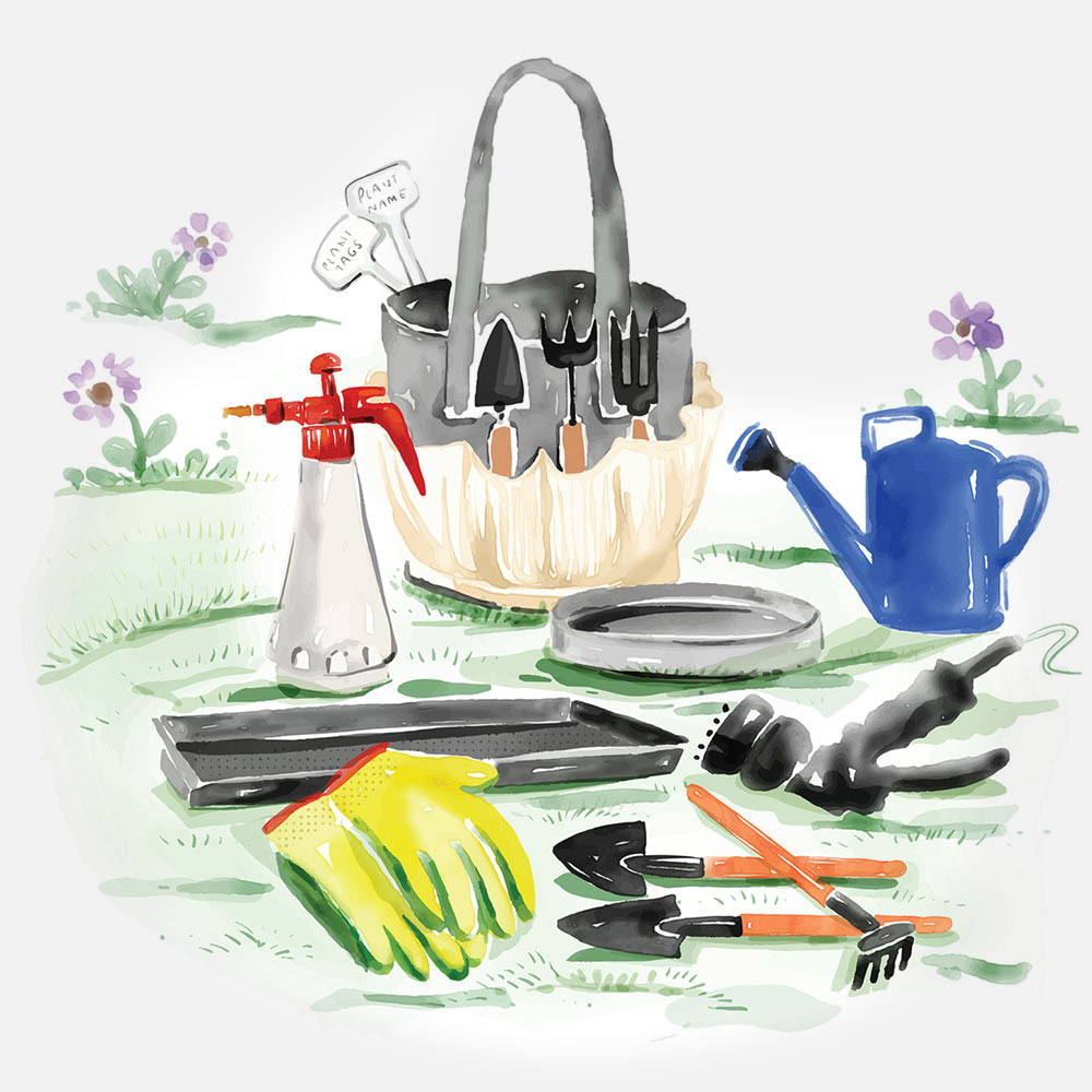 Best Quality Gardening Tools & Accessories by Satopradhan