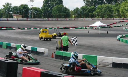 Lanier Raceplex Rental Kart Sprint Race League