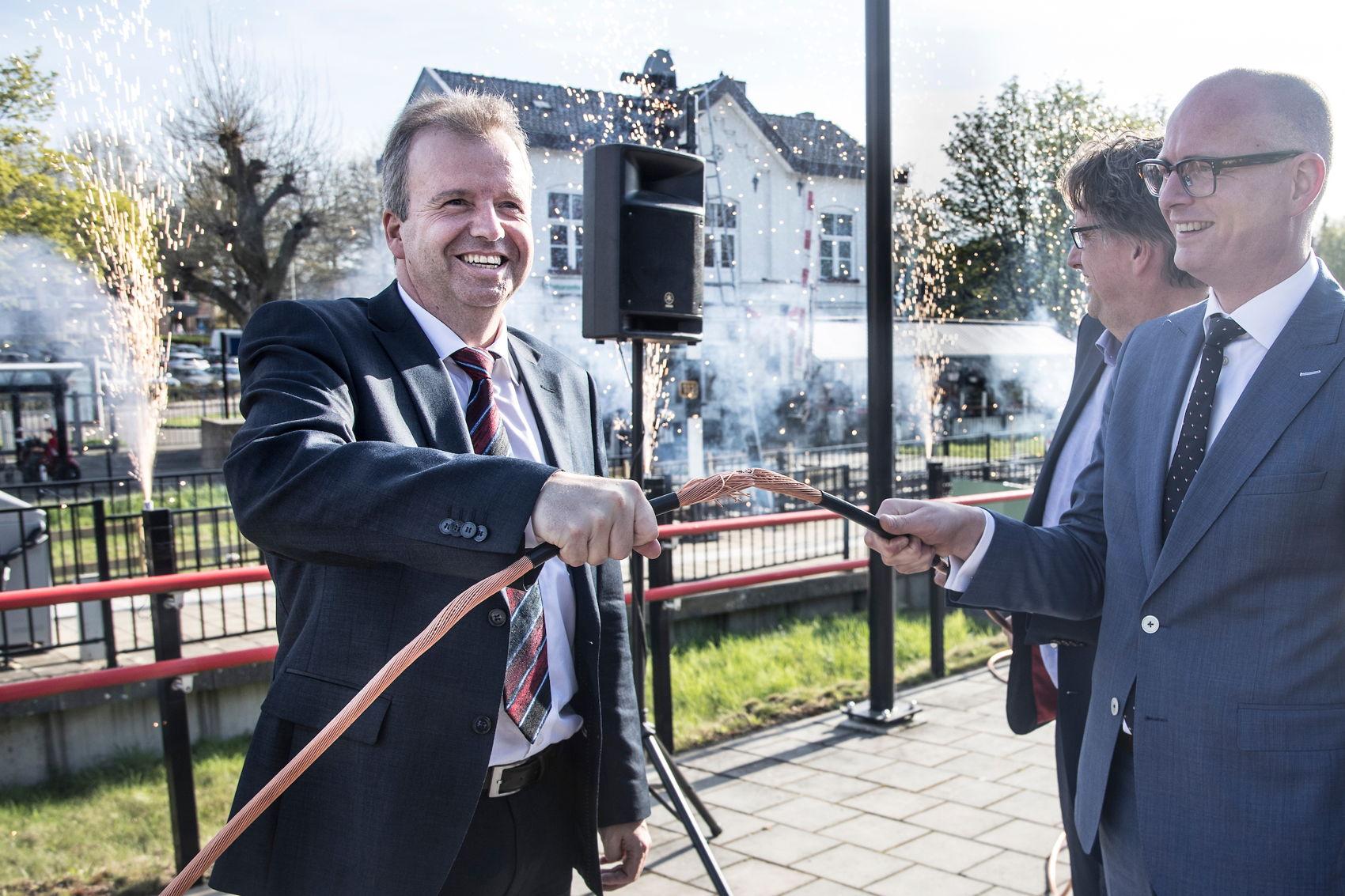 'Een directe verbinding tussen Maastricht en Aachen is toch logisch'