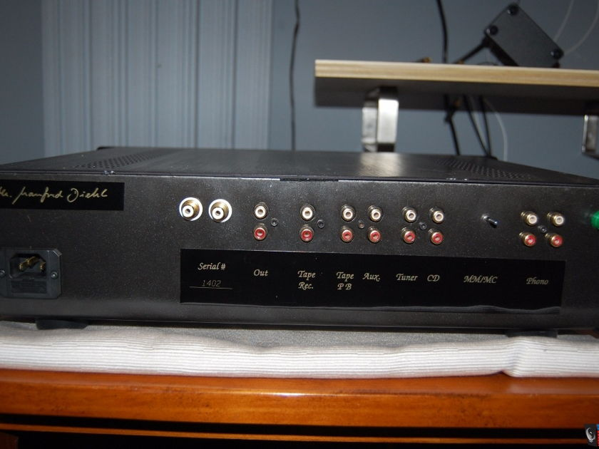 Odyssey Audio Tempest Extreme Preamplifier