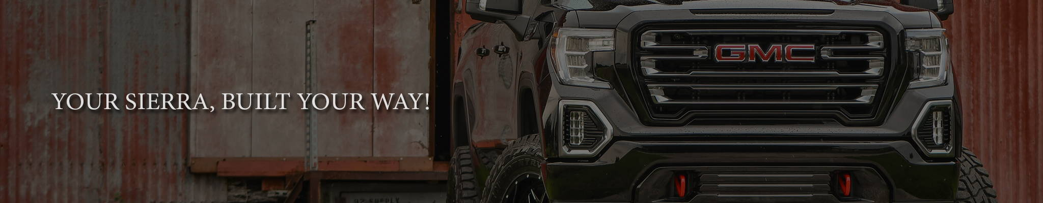 3C Truck Conversions Your GMC Truck Built Your Way! Customize your Build Here.