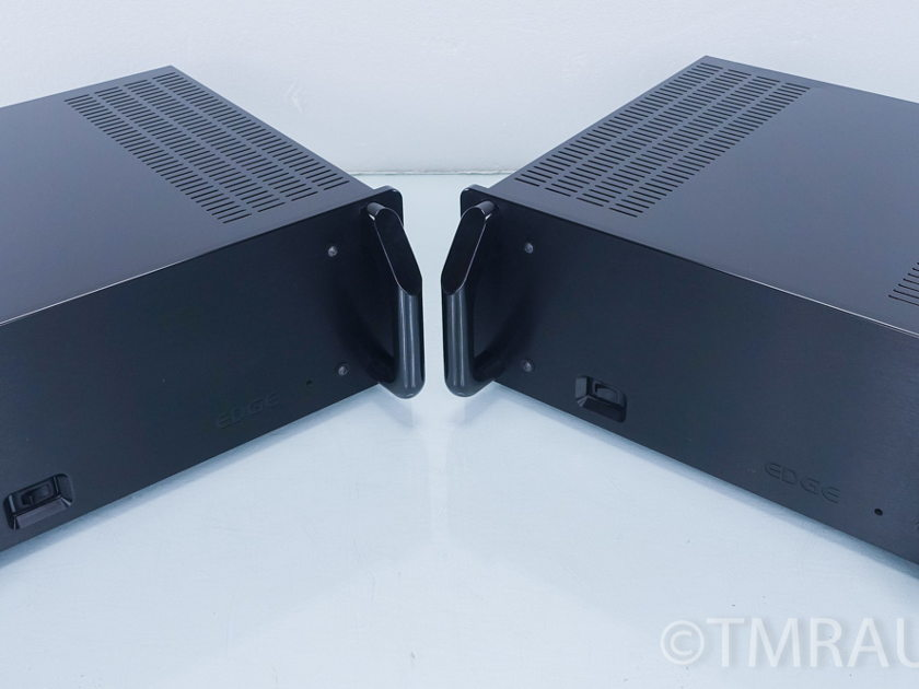 Edge M12 Mono Power Amplifiers in Factory Boxes;  Upgraded (6513)