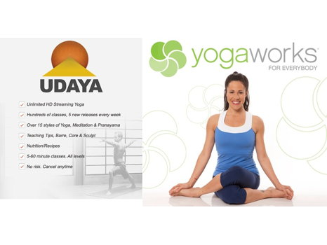 Mind, Body, Spirit Yoga Workout