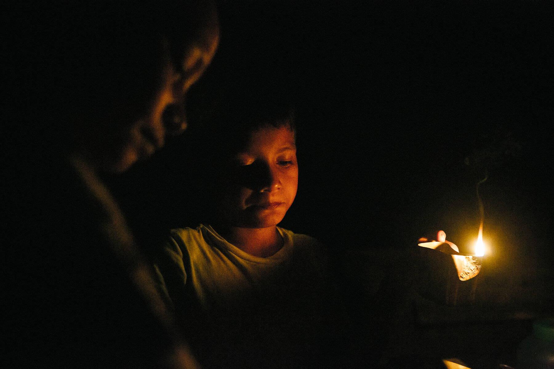 Porqué Light for Humanity problema amazonas lamparas queroseno
