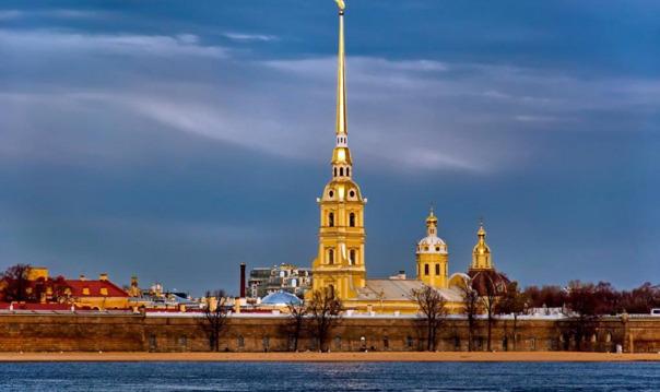 Большая обзорная экскурсия по Санкт-Петербургу