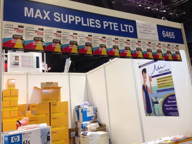McLink Event COMEX picture