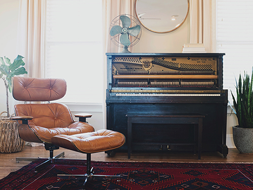 Creating your perfect home music room