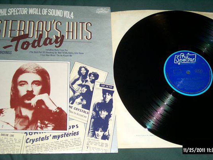 Phil Spector - Wall Of Sound vol 4 uk rare lp nm