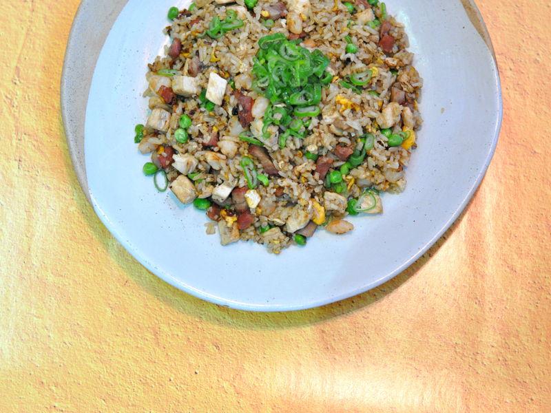 Easy Special Fried Rice Recipe School Of Wok