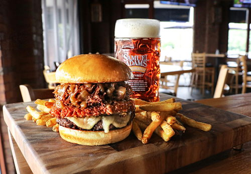September Burger of the Month