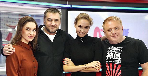 Ляйсан Утяшева в гостях у «Русских Перцев» - Новости радио OnAir.ru