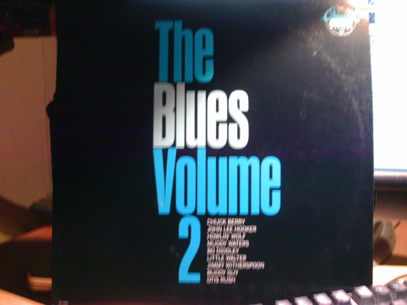 CHESS RECORDS - THE BLUES VOLUME 2 VARIES