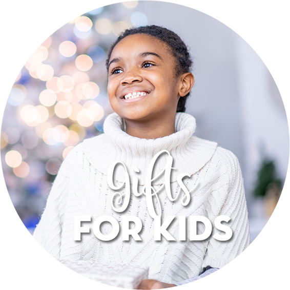 Holiday Gift Guide - Gifts for Kids