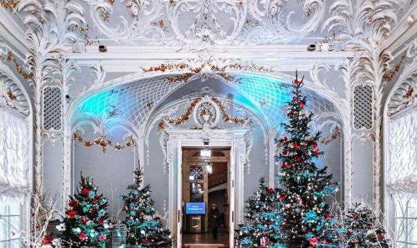 Рождество в музее
