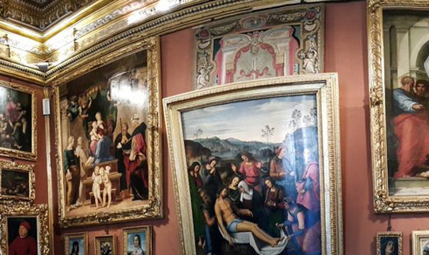 Групповая экскурсия во Дворец Питти